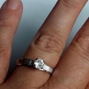 Vintage Uncas Silver Ring